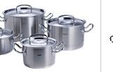 Kochtöpfe bei Küchen-Loesch