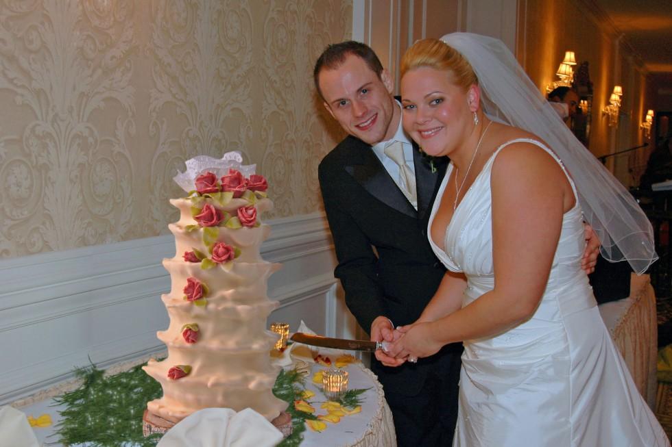 Baumkuchen Hochzeit